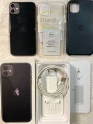 IPhone 11(256 gigas)+(NF) Completo !