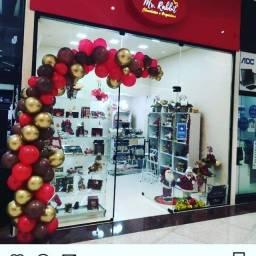 Vendo loja de Chocolates e Presentes abaixo do preço de mercado no Shopping Diadema