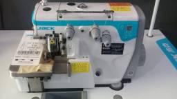Título do anúncio: Maquina Overlock 1 AG JACK JK E4S-3 Fios com Diferencial para Ajuste de Altura dos Dentes