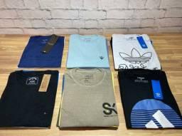 Camisa Adidas, Osklen, Aramis, Ellus