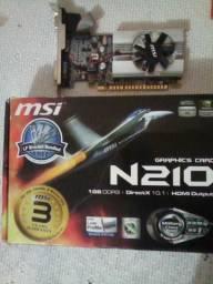 MSI Geforce N210
