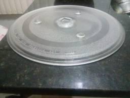 Vendo prato grande para microondas!