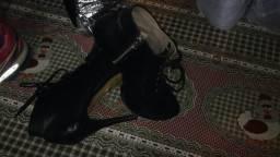 4 sandálias   , numeração 38