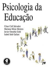 Psicologia Da Educação - Cesar Coll Salvador - Novo Lacrado