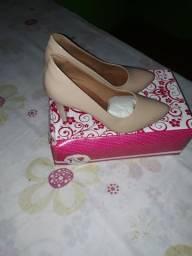 Sapato Nude 36