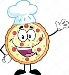 Fabrica de Massa de pizza pre Assada zp 998752618