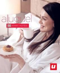 Locação Flat/hotel mobiliado // Millennium shopping e Adrianópolis