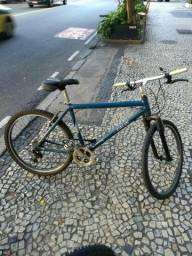 Bicicleta De alumínio (para sair rápido)