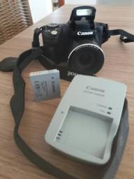 Câmera fotográfica Cânon
