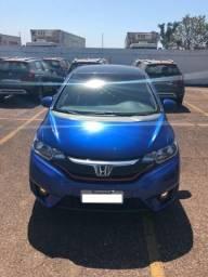Honda Fit EXL - 2014