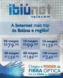 Internet fibra óptica para ibiuna