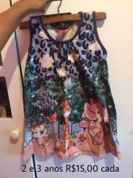 Vestidos + sapatilha 23