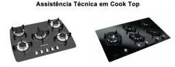 Instalação/conversão de gás/conserto de cooktop 3247-8455 Brastemp/Consul/Electrolux/Fisch