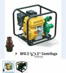 Motobomba centrífuga gasolina Buffalo 6,5 Cv 2x2.1/2