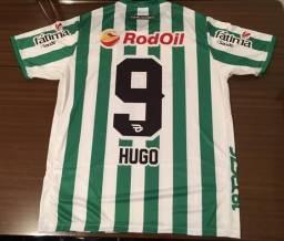 Camisa Juventude-RS 2016 Usada em Jogo Hugo G 03ca5947b464f