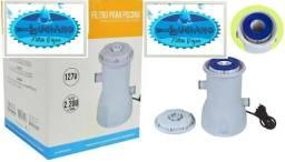 Filtro Purificador Para Piscina 2200 L/H - 127v