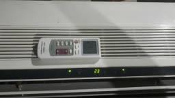 Ar condicionado LG 18.000 btus instalado