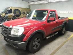 Para vender Ford ranger sport vermelha 2010/2011 - 2010