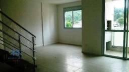 Cobertura com 3 dormitórios à venda, 97 m² por R$ 789.000,00 - Trindade - Florianópolis/SC