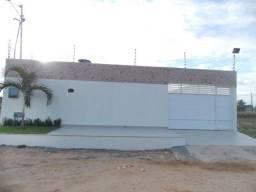 Belíssima casa no povoado de Areia Branca, confira