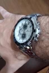 c3986e8d1ba Relógio Curren Masculino Fundo Branco