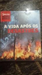 Livro Seleções -Os Incríveis Poderes Da Natureza - A Vida Após Os Desastres