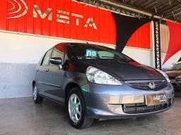 HONDA FIT EX 1.5 16V AUT. 2008 Gasolina - 2008