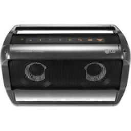 Caixa de Som Bluetooth LG Speaker PK5 20W Nova na caixa nota fiscal. Lacrada, melhor q JBL
