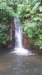 20 Alqueires, cheia de cachoeiras, perfeita para Ecoturismo.