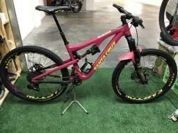 Santa Cruz Bronson CC tamanho M bike bicicleta