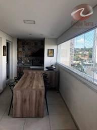 Apartamento com 3 dormitórios à venda, 124 m² por r$ 850.000,00 - jardim esplanada ii - sã