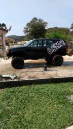 Jeep grand Cherokee Laredo 6cil 1998, trilha off road - 1998