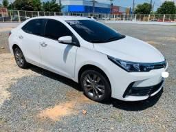 Corolla 2019 - XEi 2.0 16V Flex Automático Branco Perolizado - 2019 - 2019