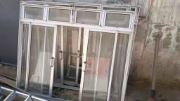 Janela de Alumínio quartos e salas