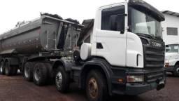 Scania / G470 8x 4- ano 2008 - 2008