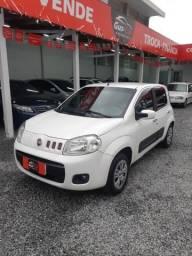 Fiat Uno 1.4 Completo 2014 + GNV Financia 100% ! - 2014