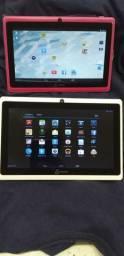 Tabletes Android wifi estão novinhos 155 os dois