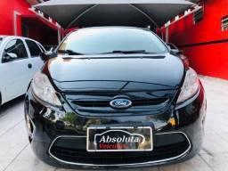 Fiesta 2012 new 1.6 flex completo + rodas de liga, carro impecável !!! - 2012