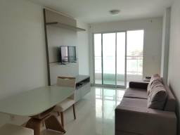 Apartamento no Unique Vista Mar Nascente Mobiliado