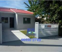 Casa Nova 75 m² - Última unidade - Riviera - 2 quartos (1 suíte) - quintal 34 m²
