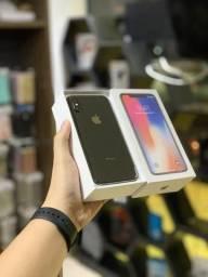 Iphone X 64Gb Preto Seminovo