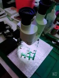 Microscópio Profissional para Manutenção de Celulares