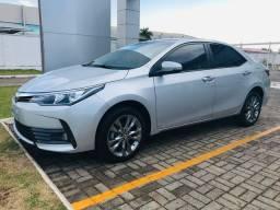 Corolla XEI 2019 com 22.000 Km único dono