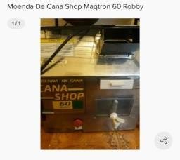 Vendo Moenda de Cana Maqtron Cana Shop 60 e raspador de cana