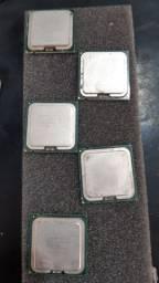 5 processadores LGA 775
