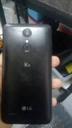 LG k9 tela com defeito