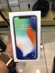 IPHONE X 64G LACRADO R$3500