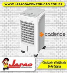 Climatizador e Umidificador de Ar Cadence Climatize Double Tank 4.7 Litros