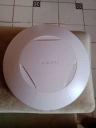 Roteador wi-fi Intelbras Ap360 p/ 400 M2 300mbps 100 usuários