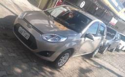Fiesta Hatch 1.6 2012 com kit gás